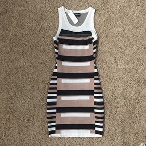 NWT bebe Body-com Dress